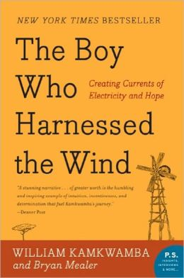 Book, The Boy Who Harnessed