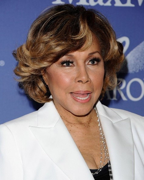 Diahann Carroll at the Crystal + Lucy Awards in Beverly Hills on June 12, 2013.