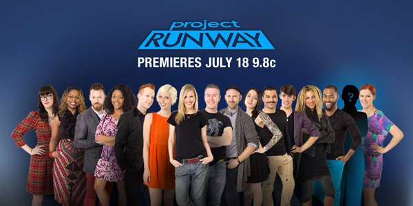 Cast of Project Runway season 12