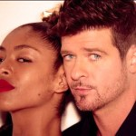 Robin Thicke Calls 'Blurred Lines'/Rape Link 'Ridiculous'