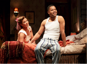 Vanessa Williams and Cuba Gooding Jr., Photo by Joan Marcus Bountiful