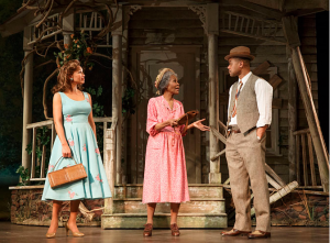 Vanessa Williams, Cicely Tyson, Cuba Gooding Jr., Photo by Joan Marcus Bountiful