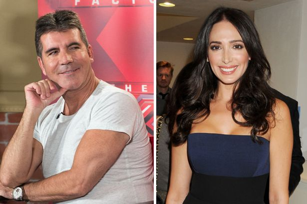 Simon Cowell and Laurent Silverman