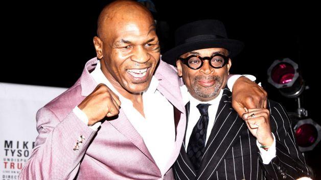 Spike Lee Mike Tyson