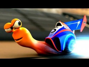 DreamWork's new animation Turbo, in theaters now, stars the voices of Snoop Dogg and Samuel L. Jackson.