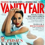 'Scandal' Star Kerry Washington Lands Cover of 'Vanity Fair' for August