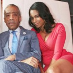 A Legally Married Rev. Al is Squiring Hot Younger Girlfriend Aisha McShaw