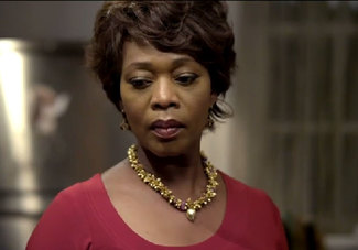 "Alfre Woodard in a scene from Lifetime's ""Steel Magnolias"""