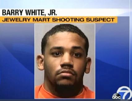 barry white jr