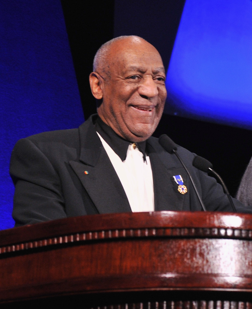 Actor-comedian Bill Cosby is 76 today