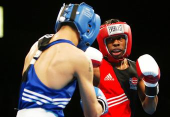 amateur boxers