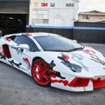 EUR Fashion: Chris Brown's Nike Inspired Lambo Creates New Summer Look (Photos)