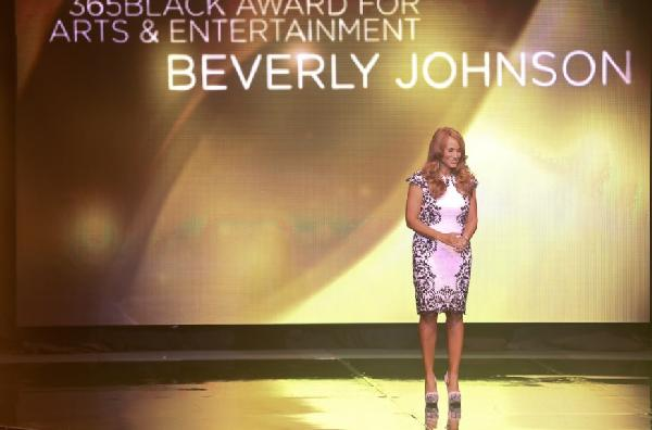 beverly johnson at mc donald's 365black awards