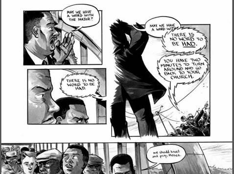 John Lewis Comic Book