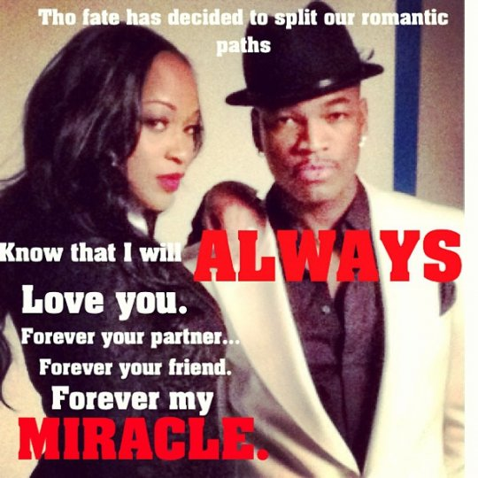 Ne-Yo and Monyetta