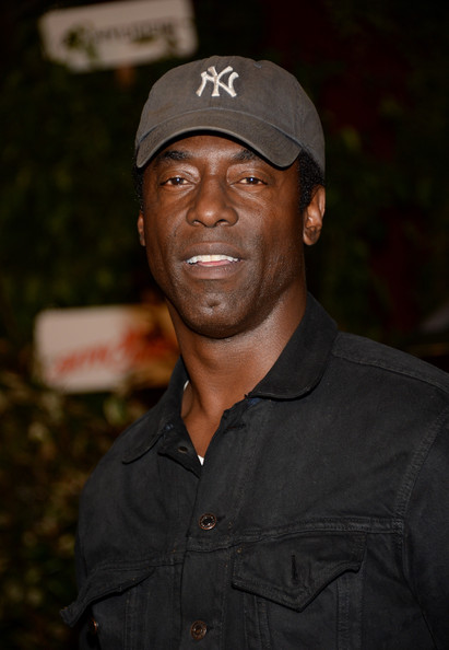 Actor Isaiah Washington attends 'The Walking Dead' 10th Anniversary Celebration Event during Comic-Con 2013 on July 19, 2013 in San Diego