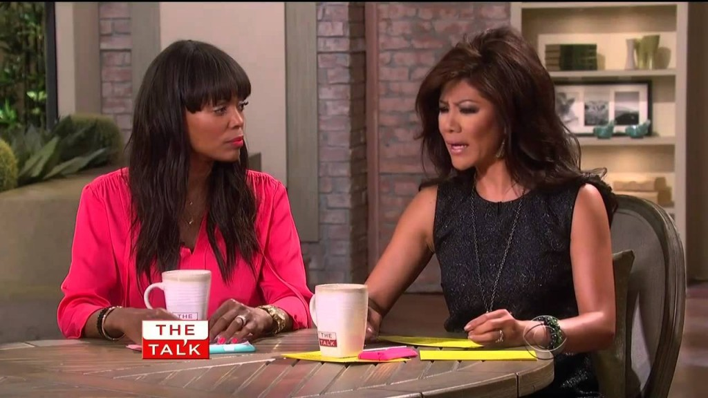 julie chen big bro racism
