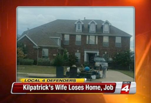 kwame kilpatrick ex loses house