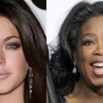 Oprah Winfrey to Sit Down for Chat with Lindsay Lohan