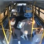 Bold Idiot Thief Tries to Steal Woman's Service Dog on Toledo Bus (Unbelievable Video!)