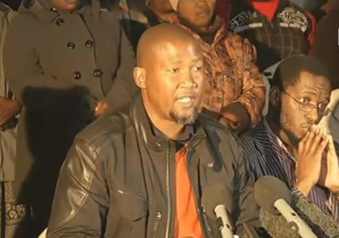 mandla mandela (screenshot)