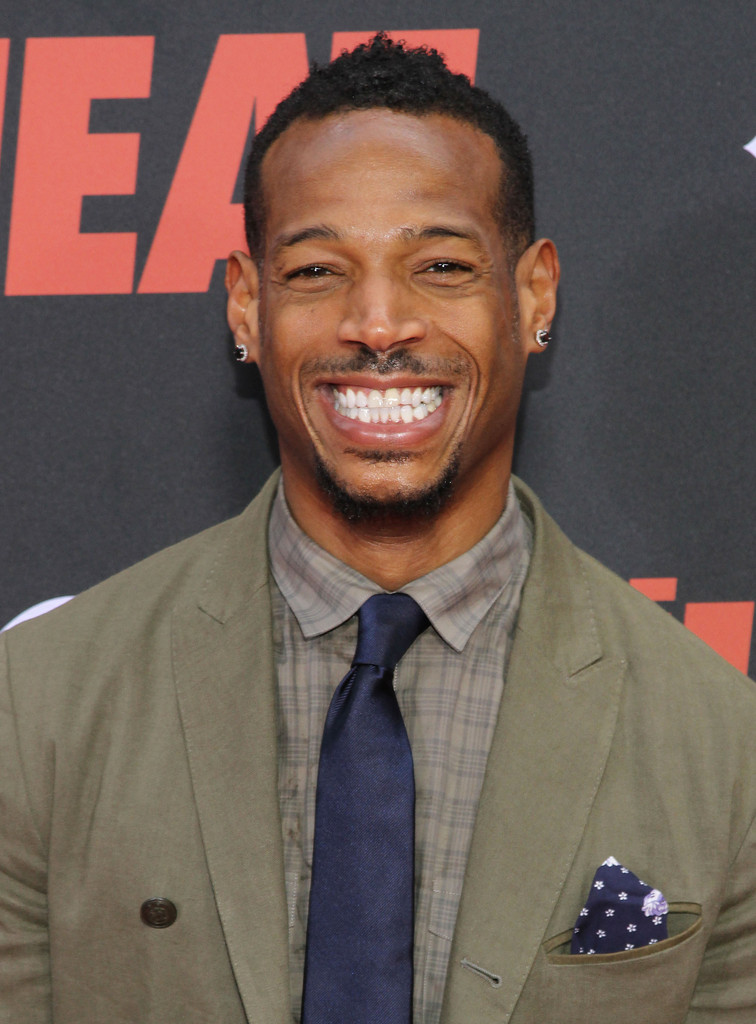 Marlon Wayans attends 'The Heat' New York Premiere at Ziegfeld Theatre on June 23, 2013 in New York City