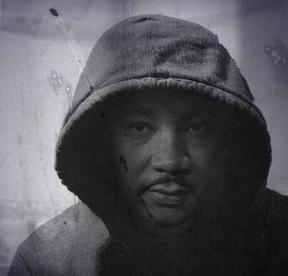 martin luther king (hoodie)