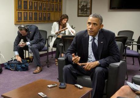 obama & ny times