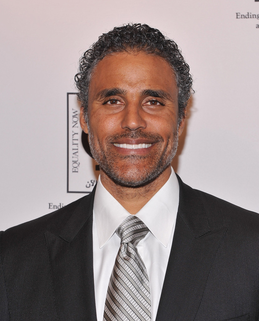 Basketball player-turned-actor Rick Fox is 44 today