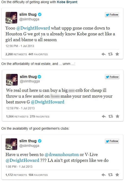 slim thug d12 tweets