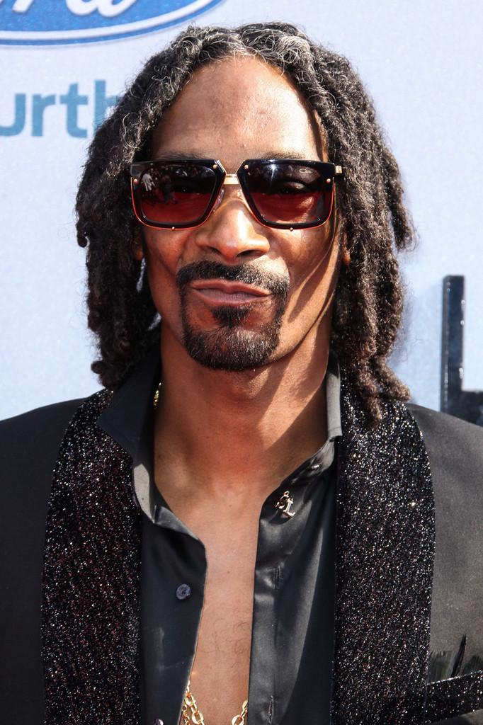 Snoop Dogg attends 2013 BET Awards at Nokia Plaza L.A. LIVE in Los Angeles. (June 30, 2013)
