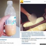 Ohio Subway Employee Defiles Bread (with Penis), Other Freezes Pee & Posts to Instagram