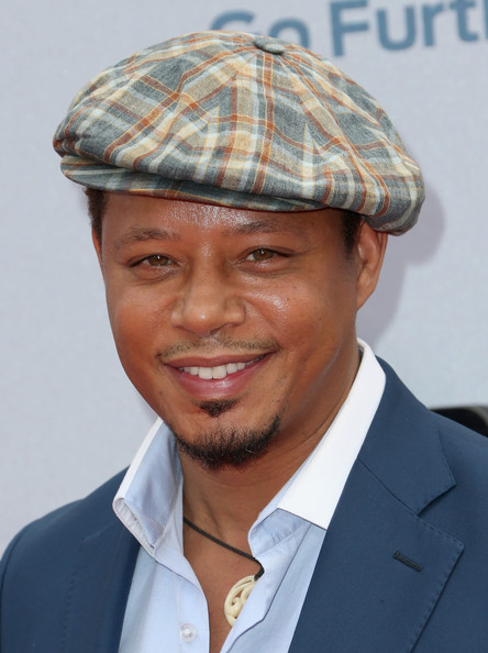 Actor Terrence Howard attends the 2013 BET Awards at Nokia Theatre L.A. Live on June 30, 2013 in Los Angeles