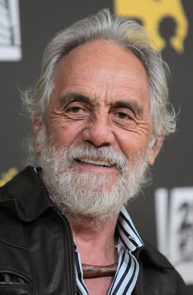"Actor Tommy Chong attends FOX's ""The Simpsons"" 500th Episode Celebration at the Hollywood Roosevelt Hotel on February 13, 2012 in Hollywood"