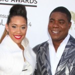 Tracy Morgan, Fiancée Megan Wollover Welcome Baby Girl