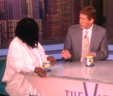 whoopi zimmerman lawyer the view