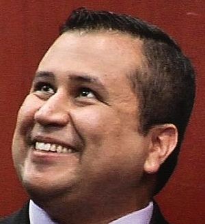 zimmerman smiling
