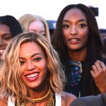Models Jourdan Dunn, Jessica White Shoot New Beyonce Video