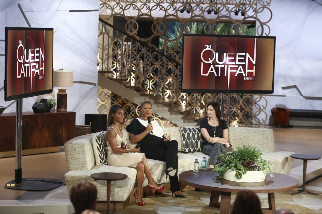 Queen Latifah TCA Studio day presentation on the Sony Lot in Culver City, CA, July 31, 2013
