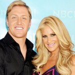 Kim Zolciak Says She's Pregnant with Twins