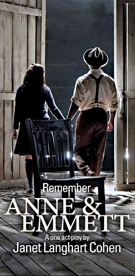 Anne & Emmett  poster