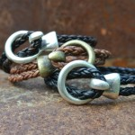 Jewelry Line Introduces New Men's Leather Collection