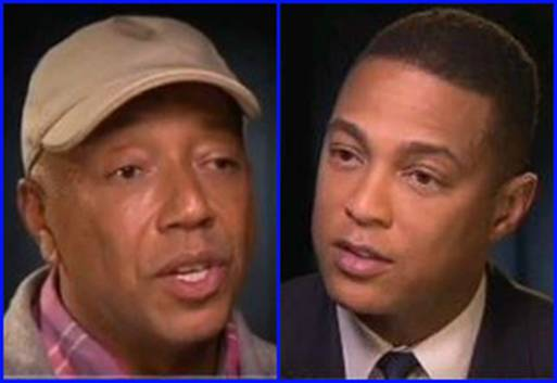 Don Lemon & Russell Simmons