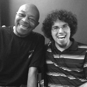 Eddie Willis and Drew Schultz
