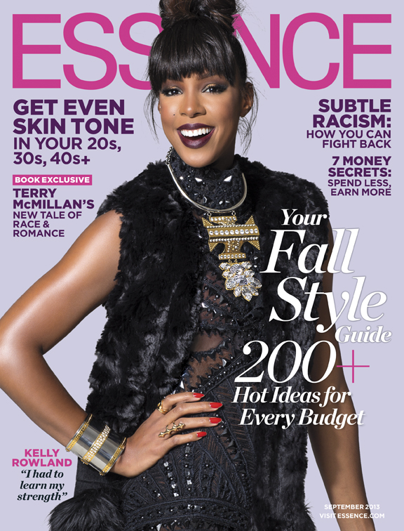 ESSENCE September Cover (KellyRowland)