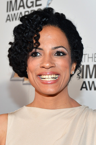 Writer/producer Janine Sherman Barrois attends the 44th NAACP Image Awards at The Shrine Auditorium on February 1, 2013 in Los Angeles