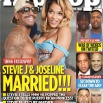 Joseline & Stevie J Married … Shut the Front Door!!!