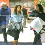 Kimye: 1st Pics Since Birth; Spends $1M on Kidnap-Proof Car?
