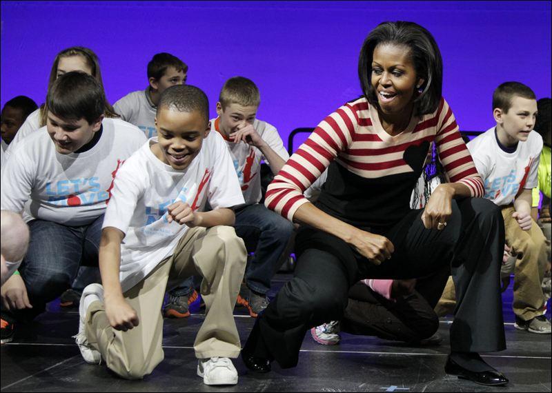 Michelle Obama (Fitness)