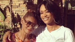 Tami Roman & Mother